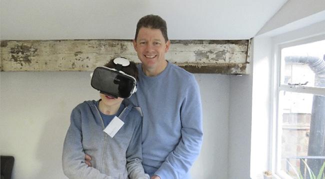 Realidad Virtual para ayudar a los más pequeños