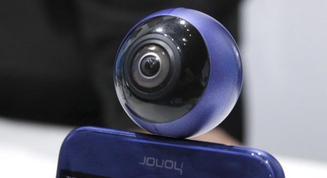 La interesante Honor VR Camera