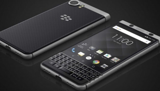 Nuevo BlackBerry KEYone