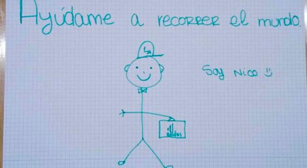¿Conoces a Nico? El experimento de una profesora de Madrid para concienciar a sus alumnos