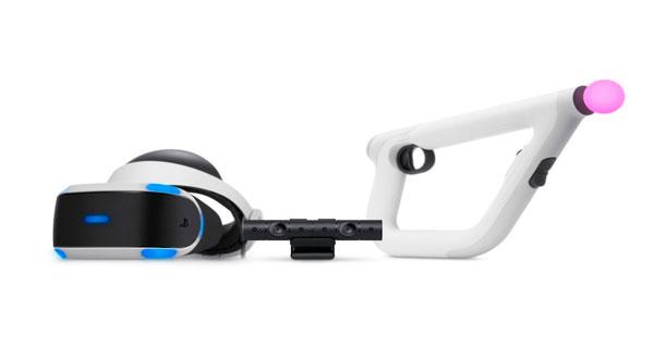 El rifle periférico para PlayStation VR llegará al mercado el próximo 17 de mayo