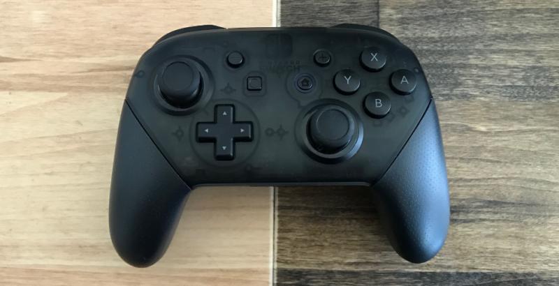 Mando Pro de Nintendo Switch