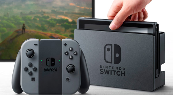 Nintendo Switch recibirá Netflix, Hulu y Amazon en el futuro
