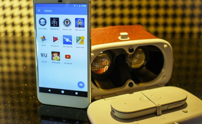 Dispositivos Google Daydream