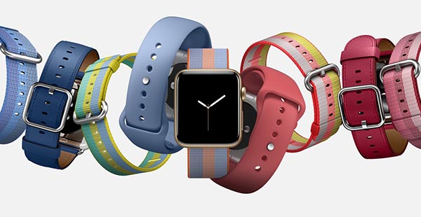 Las nuevas correas del Apple Watch