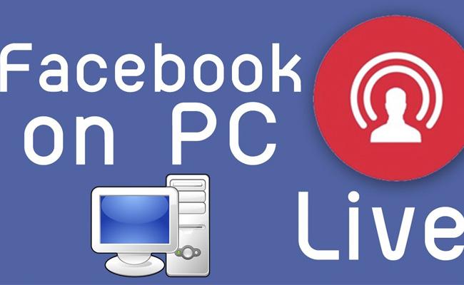 Facebook Live llega al PC de sobremesa