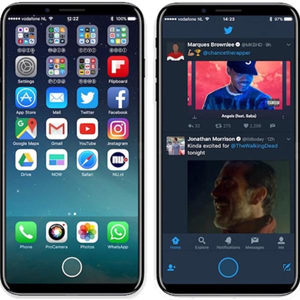 Continúa la espera del iPhone 8