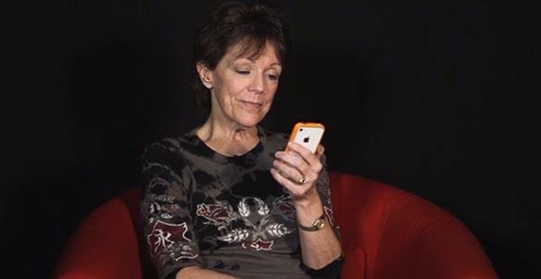 Susan Bennett, la voz de la Siri original