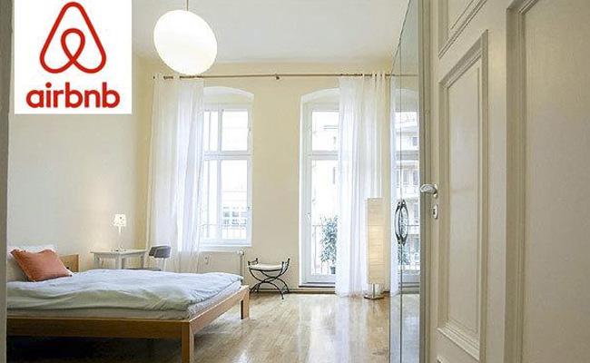 Un alojamiento Airbnb