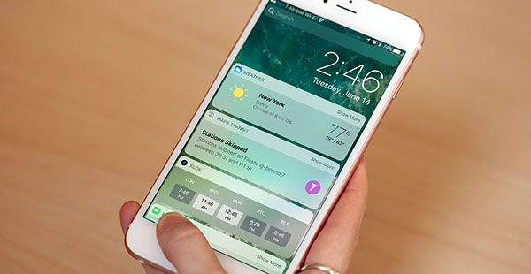 Ya está disponible la tercera beta de iOS 10.3.2