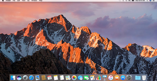 Ya disponible macOS Sierra 10.12.5 beta tres