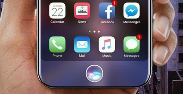 El Touch ID podría cambiar, o desaparecer