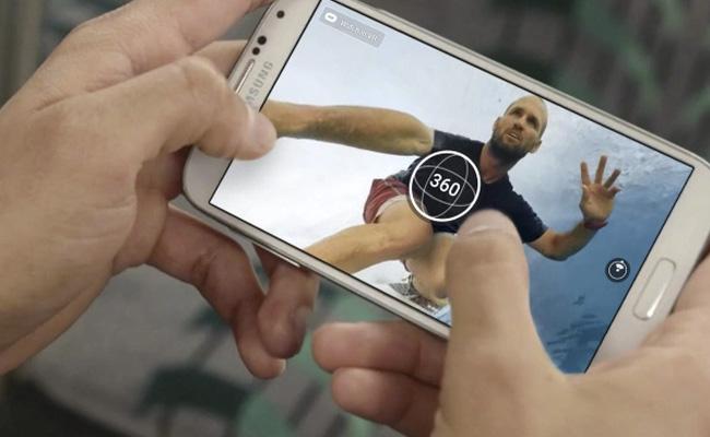 Los vídeos 360 ganan enteros