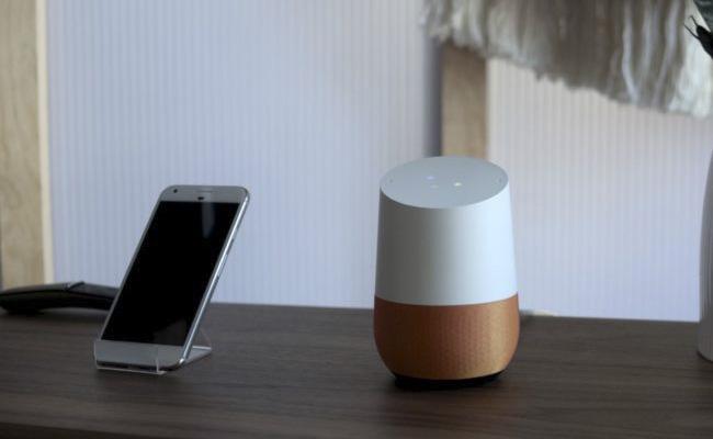 Google Home se vuelve más eficiente