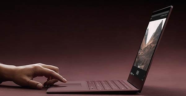 Así es el nuevo portátil de Microsoft