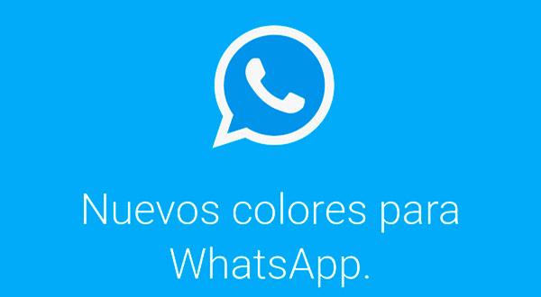 WhatsApp no cambia de color, cuidado con la última estafa que busca infectar tu equipo