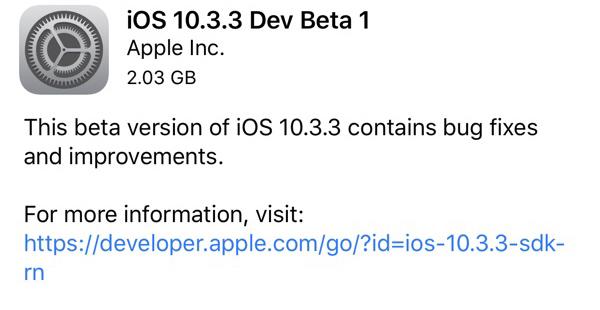 Nuevas betas de Apple