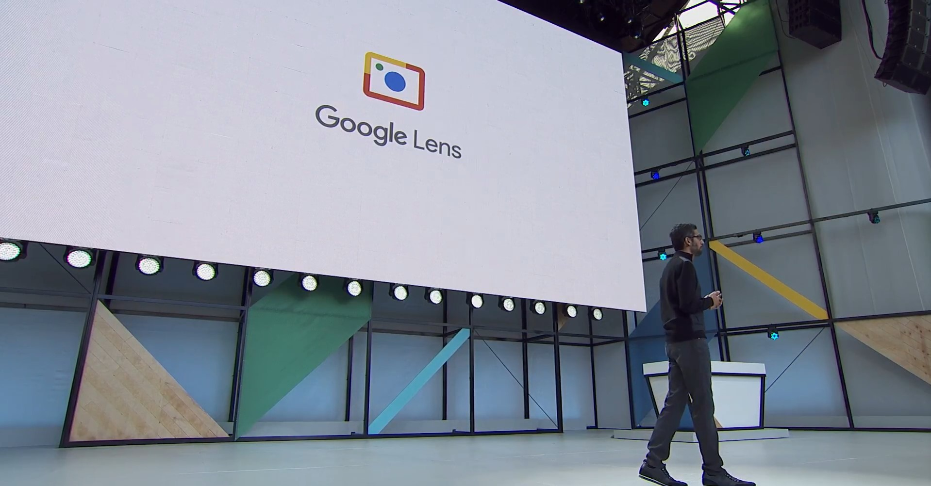 Presentación Google Lens