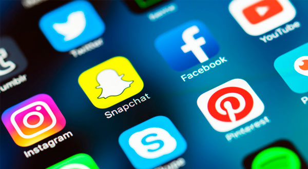 Snapchat e Instagram son las peores aplicaciones para la gente joven