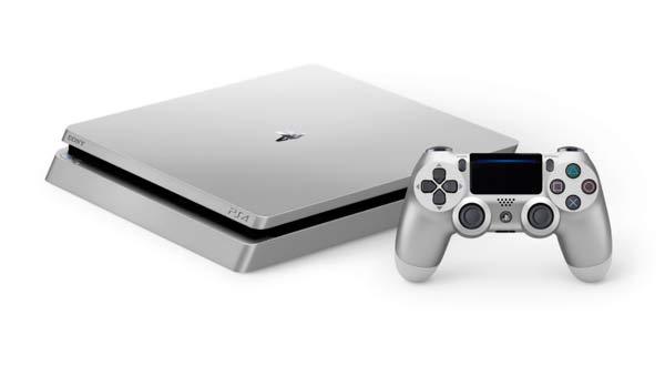 PlayStation 4 tendrá versiones nuevas en colores oro y plata