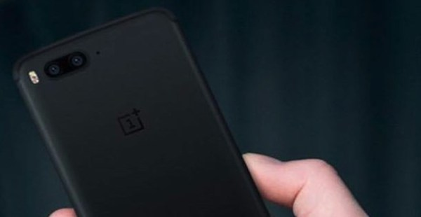 Imagen filtrada del OnePlus 5