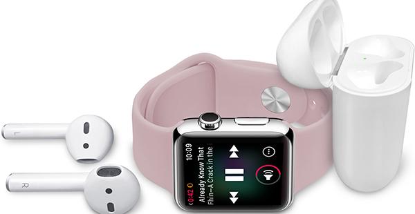 El Apple Watch podría tener tecnología micro-LED