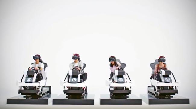 Realidad Virtual de Nintendo