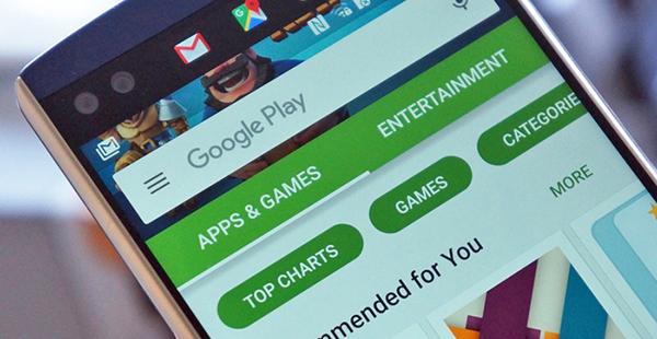 Google Play tendrá un nuevo apartado