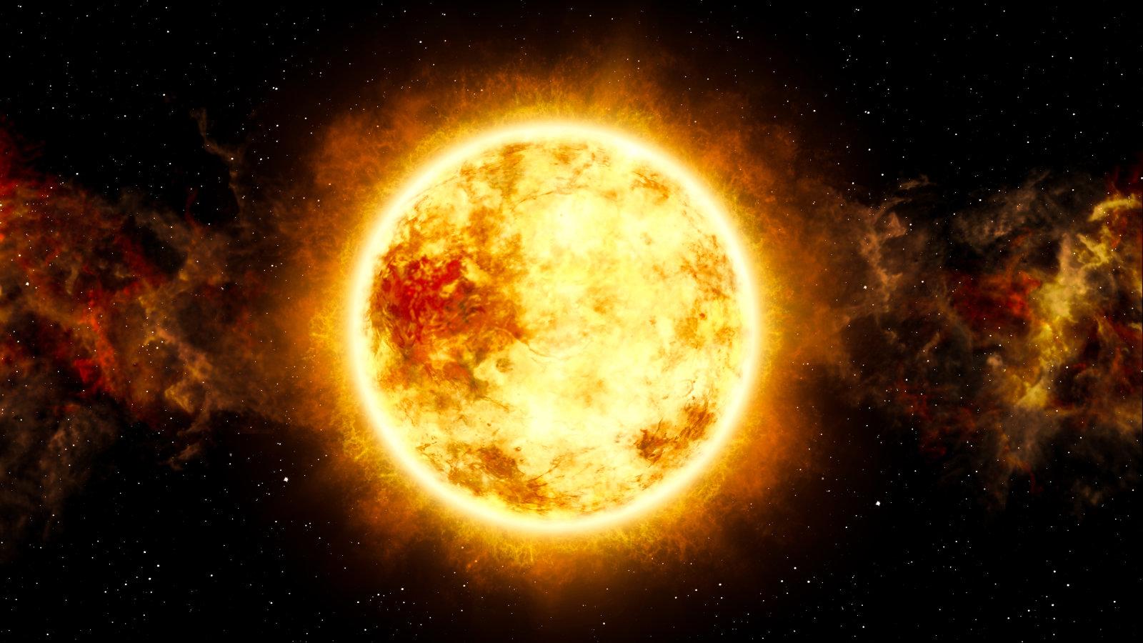 Nuestro Sol habría pertenecido hace tiempo a un sistema binario con dos estrellas