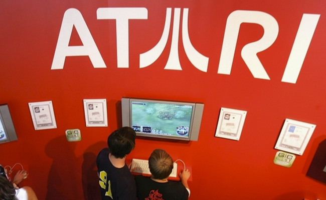 Jugadores Atari