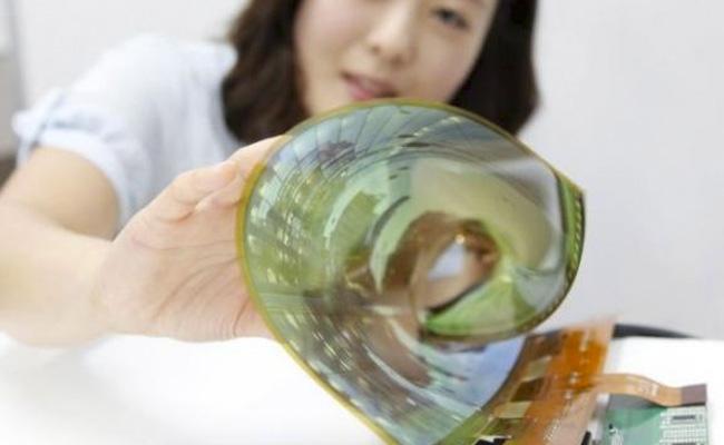 LG se especializa en la tecnología OLED flexible