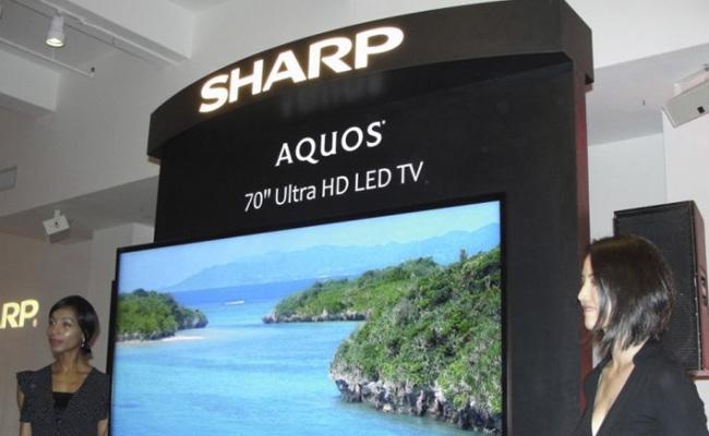Las televisiones OLED Sharp apuestan fuerte