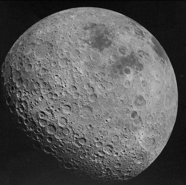 China quiere terraformar la Luna enviando semillas