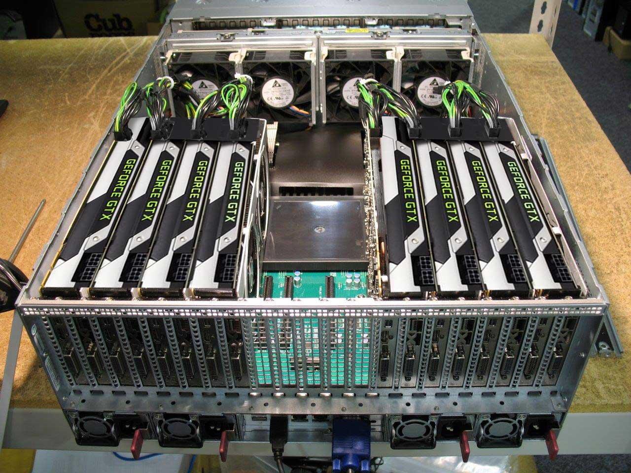 Varias GPUs