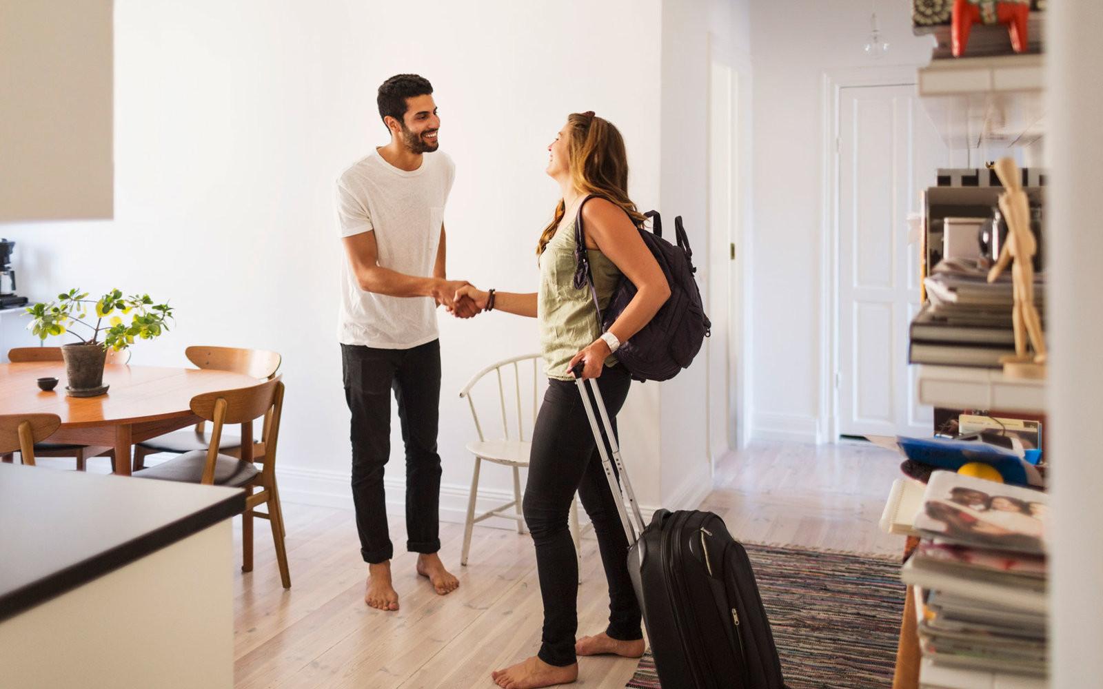 Airbnb tiene numerosos problemas en Barcelona