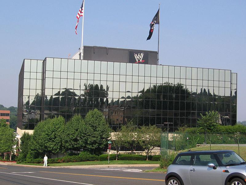 Edificio de la WWE en 2007