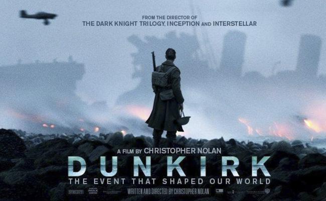 Dunkerque, nueva película de Christopher Nolan