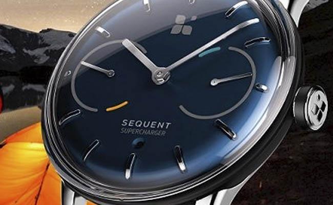 Así luce el smartwatch Sequent