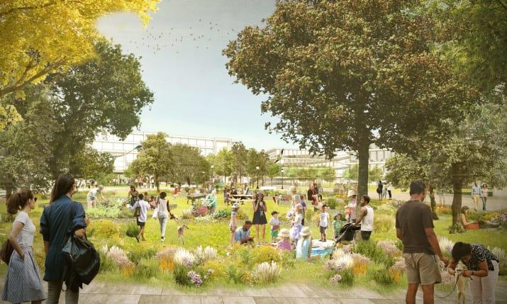 Facebook ampliará su campus para ofrecer viviendas a los empleados como si fuera una ciudad