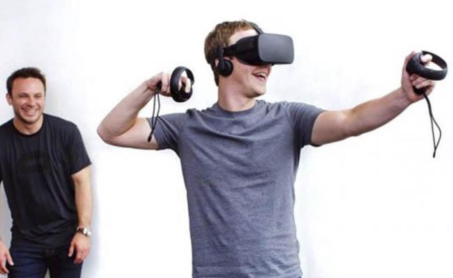 Facebook ha puesto el ojo en la Realidad Virtual
