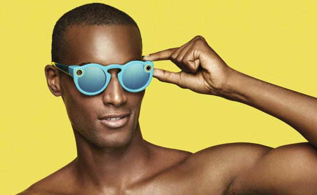 Así lucen las Spectacles de Snapchat