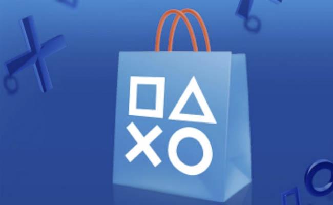 De compras en PlayStation