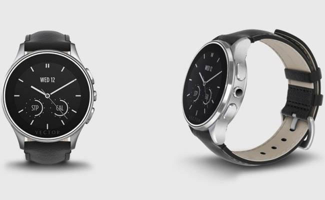 Vector Watch de Fitbit