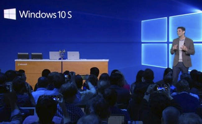 Windows 10 S ya está aquí