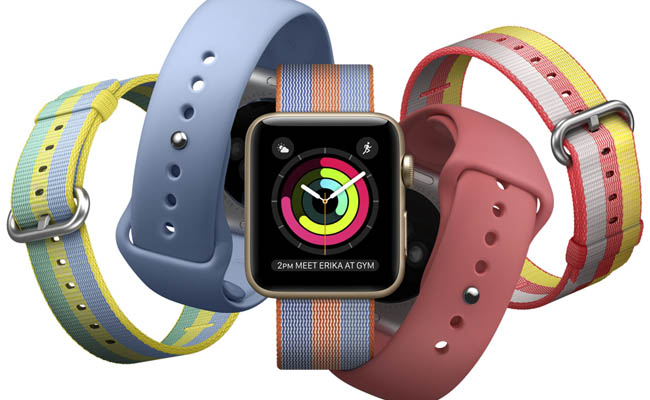 Nuevo Apple Watch en camino