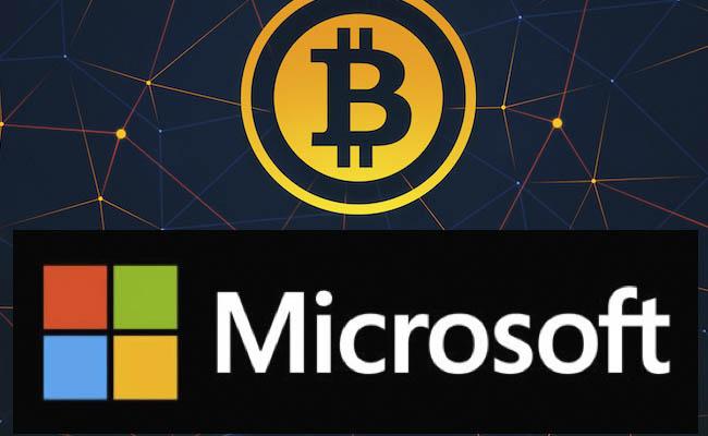 Microsoft busca sacarle jugo al Bitcoin