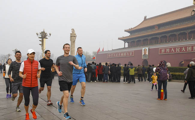 Facebook pretende estar en China como sea