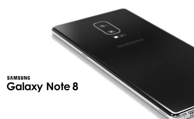 El Galaxy Note 8 tiene prisa por estar a la venta