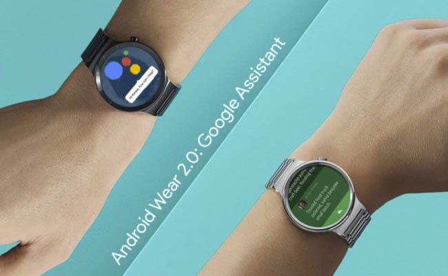 Conflicto entre Google Assistant y Android Wear 2.0