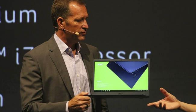 Presentación del Acer Switch 7